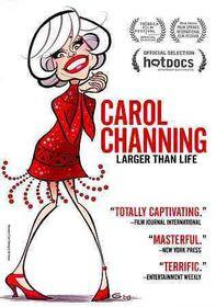 Carol Channing:Larger Than Life - (Region 1 Import DVD)