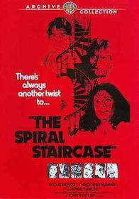 Spiral Staircase - (Region 1 Import DVD)