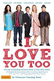 I Love You Too (DVD)