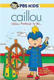 Caillou:Pretends to Be - (Region 1 Import DVD)
