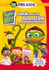 Super Why:Jack and The Beanstalk and - (Region 1 Import DVD)