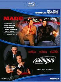 Swingers/Made - (Region A Import Blu-ray Disc)