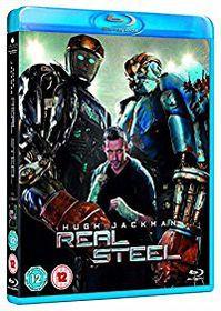 Real Steel Blu Ray (Blu-ray)