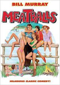 Meatballs - (Region 1 Import DVD)