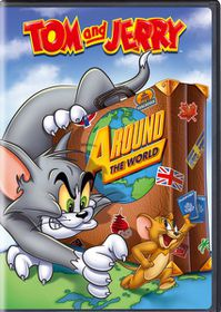 Tom And Jerry: Around The World (DVD)