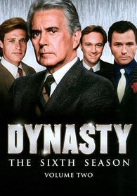 Dynasty:Season 6 Vol 2 - (Region 1 Import DVD)