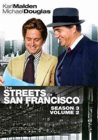 Streets of San Francisco:Season 3 V2 - (Region 1 Import DVD)