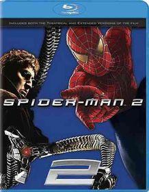 Spider Man 2 (2004) - (Region A Import Blu-ray Disc)