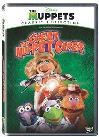 The Great Muppet Caper (DVD)