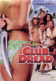 Club Dread - (DVD)