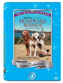 Homeward Bound 2 (DVD)