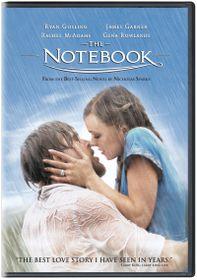 Notebook (2004)(DVD)