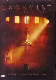 Exorcist : The Beginning - (DVD)