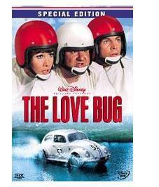 Herbie The Love Bug (DVD)