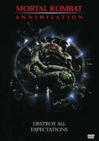 Mortal Kombat 2 : Annihilation - (DVD)