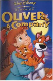 Oliver & Company - (DVD)