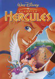 Disney's Hercules  (DVD)