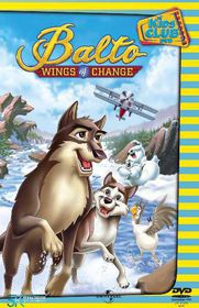 Balto 3: Wings of Change (DVD)