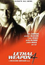 Lethal Weapon 4 - (DVD)