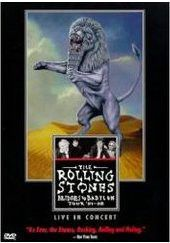 Rolling Stones - Bridges To Babylon Tour (DVD)