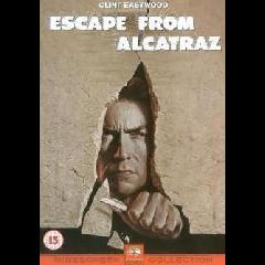 Escape from Alcatraz - (DVD)