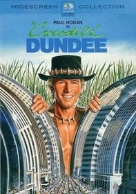 Crocodile Dundee (1986) (DVD)