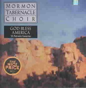Mormon Tabernacle Choir - God Bless America (CD)