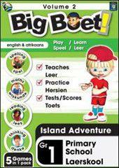 Big Boet Grade 0-1 - Educational Software - Vol 2