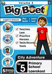Big Boet Grade 5 - Educational Software - Vol 2