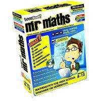 Mr Maths Grade 8-12 - Educational Software