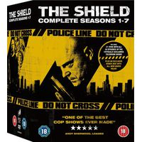 The Shield: Series 1-7 (DVD)