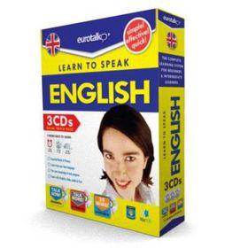 Eurotalk English - Triple Pack Language Software