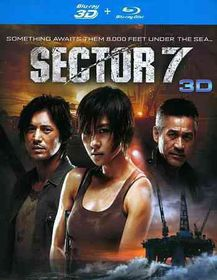 Sector 7 3d - (Region A Import Blu-ray Disc)