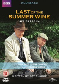 Last of the Summer Wine: The Complete Series 23 and 24 (Import DVD)