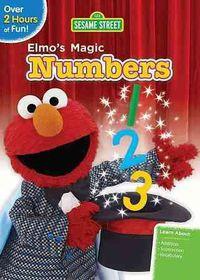 Sesame Street:Elmo?S Magic Numbers - (Region 1 Import DVD)