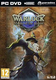 Warlock: Master of the Arcane (PC DVD)
