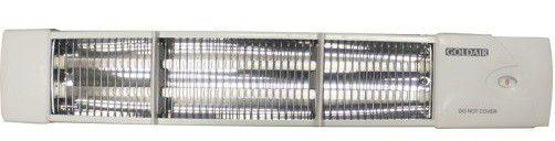 Bathroom Heater goldair - 2 bar bathroom heater - 1200 watt - 4296db | buy online