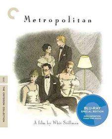 Metropolitan - (Region A Import Blu-ray Disc)