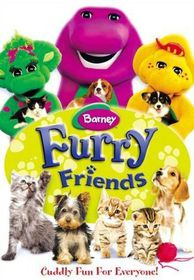 Barney Furry Friends (DVD)
