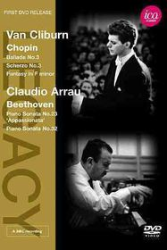 Chopin/Beethoven:Legacy Cliburn Arrau - (Region 1 Import DVD)