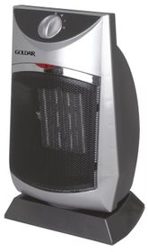Goldair - PTC Heater - Silver