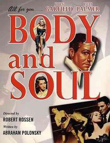 Body and Soul - (Region A Import Blu-ray Disc)