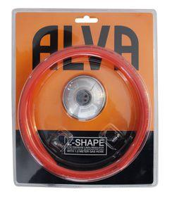 Alva - L-Shaped Hose & Regulator Blister Pack