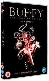 Buffy the Vampire Slayer: Season 5 (Import DVD)