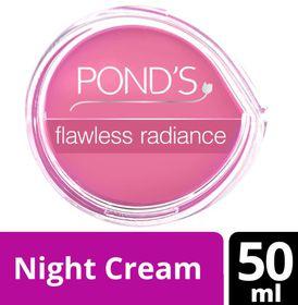 POND'S Flawless Radiance Re-Brightening Night Treatment - 50ml - 76411
