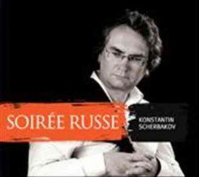 Konstantin Scherbakov - Soiree Russe (CD)