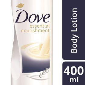 Dove - Essential Nourishment Body Lotion - 400ml