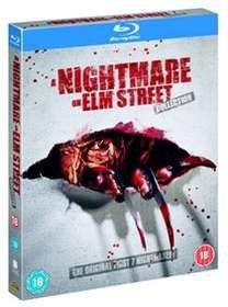Nightmare On Elm Street 1-7 [2011] (Blu-ray)