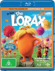 Dr. Seuss's The Lorax (Blu-ray)