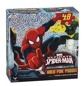 Spiderman - Amazing Lenticular Puzzle 48 Pieces